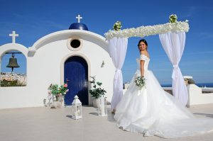 santorini wedding planner - santorini weddings