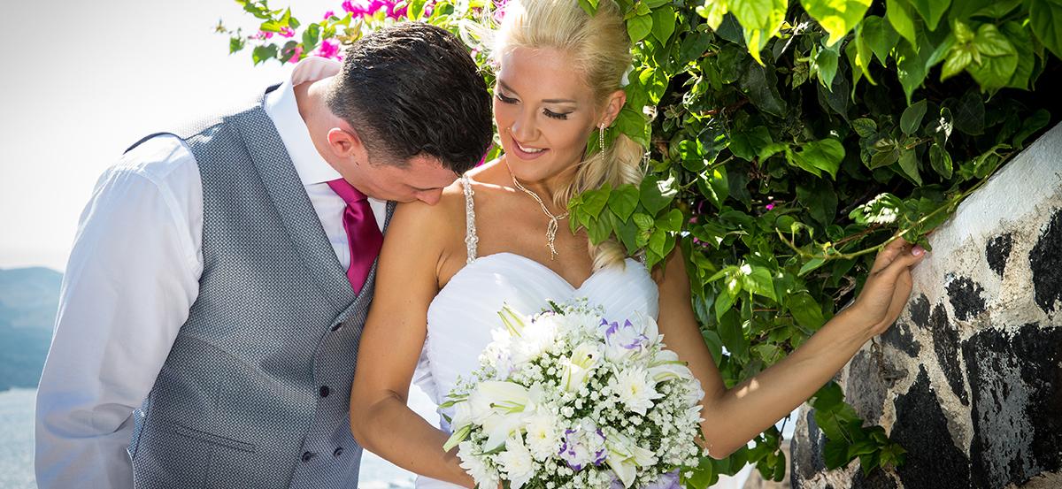 santorini wedding documents