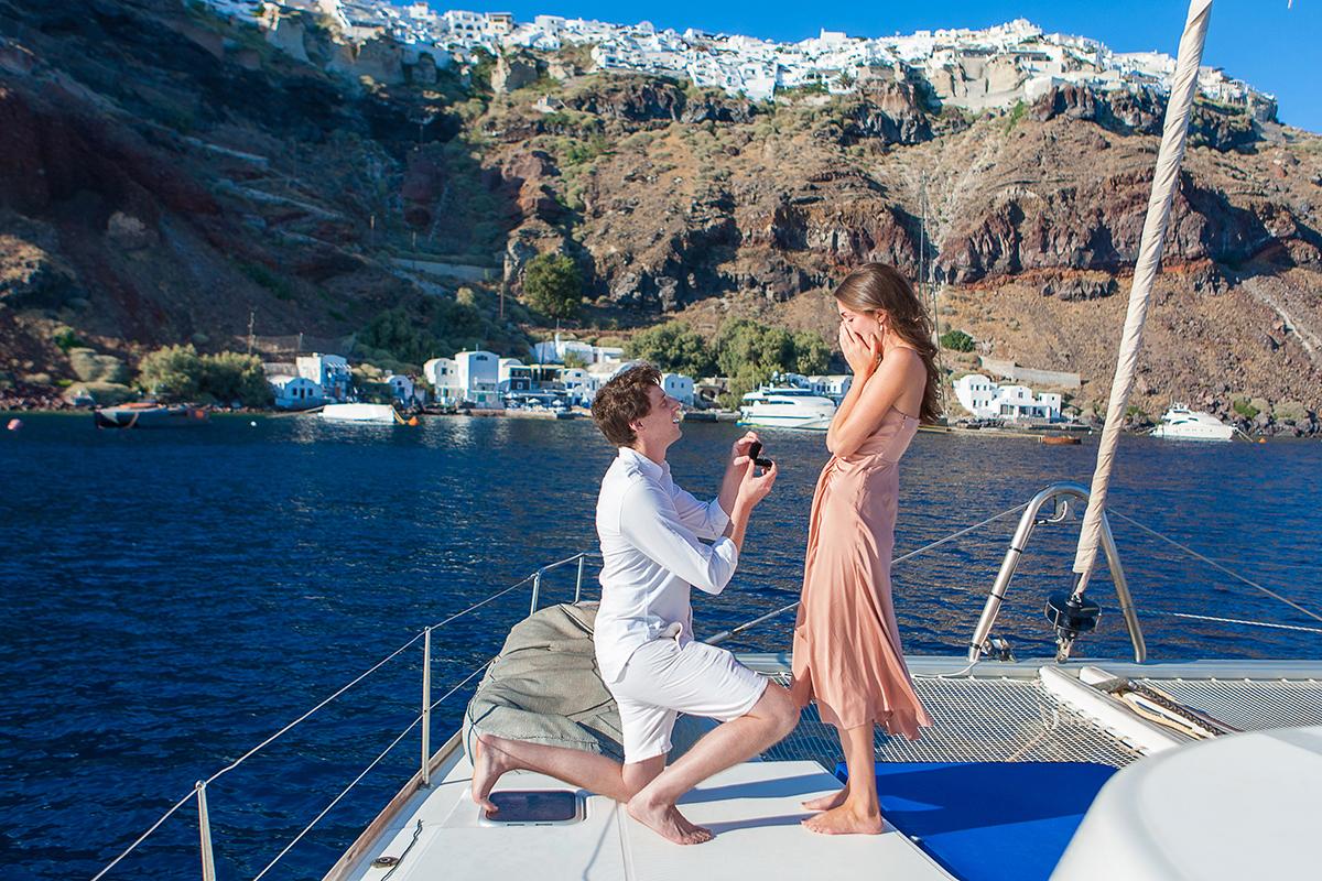 santorini propose on board planner